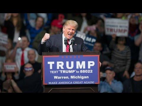 Donald Trump Wins Kentucky Caucus On Super Saturday - Newsy