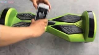 Xe điện tự cân bằng BW-S8 có Bluetooth kết nối điện thoại - Baby Plaza