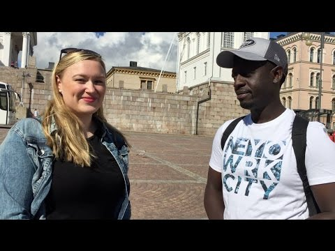 What tourists think about Helsinki, Finland? | Mitä turisti