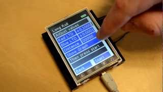 STM32 LCD TFT DISPLAY HMI FSMC