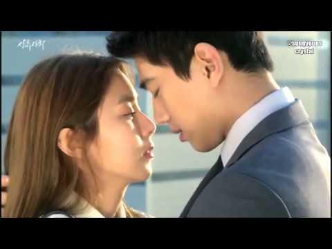 KISS & ROMANTIC SCENES - High Society - Sung Joon ♥ Uee