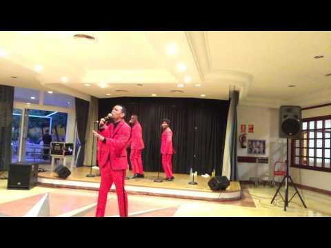 tribute to the four tops Ibiza!!! 2017