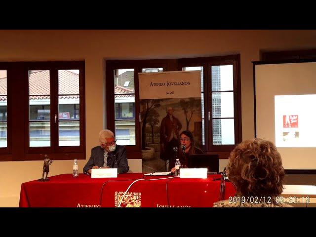 Alejandra Moreno Álvarez | Margaret Atwood: Cuestiones Literarias y Textiles | Conferencia
