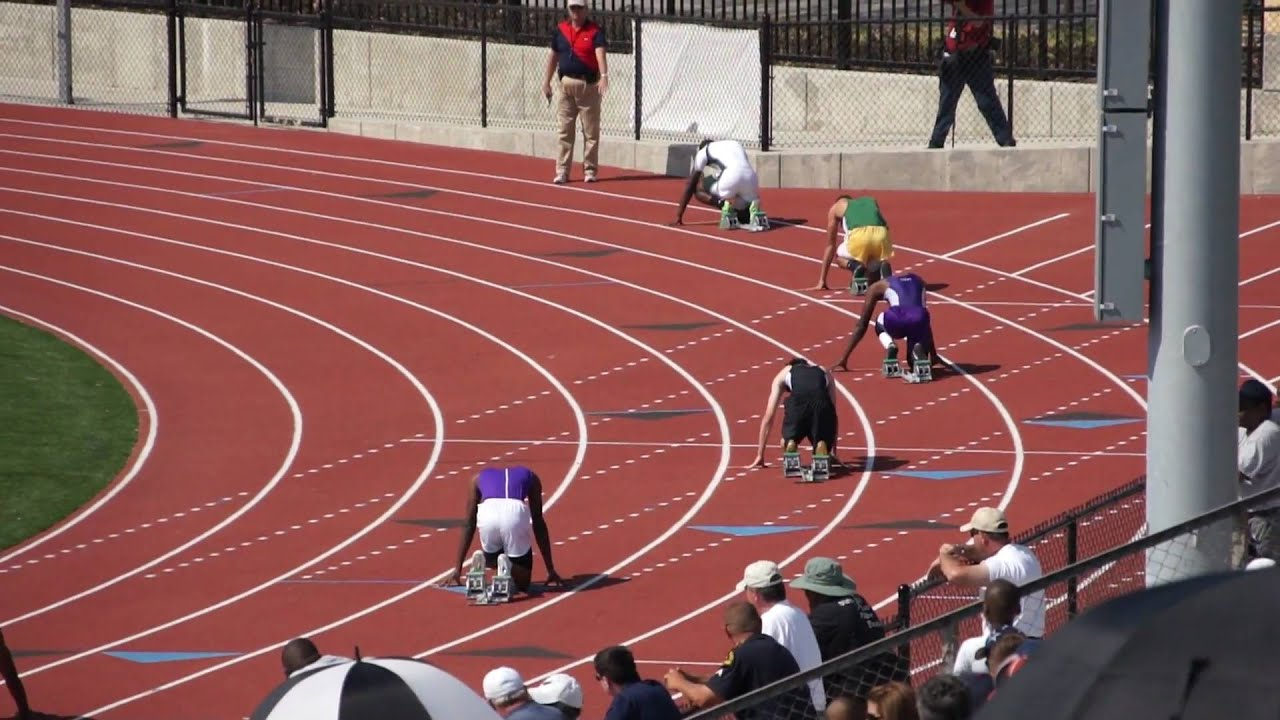 400 mts standard track meet