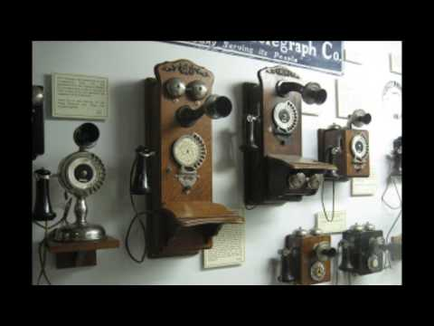 FRANK H WOODS TELEPHONE MUSEUM(Lincoln,Nebraska)