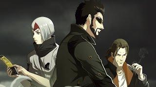 ► Deus Ex: Mankind Divided - Jensen's Stories - The Movie | All Cutscenes (Full Walkthrough HD)
