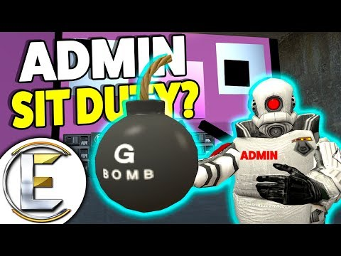 Admin Sit Duty? - Gmod DarkRP Admin On Duty (Sorting Weird Problems With Out Warning People)