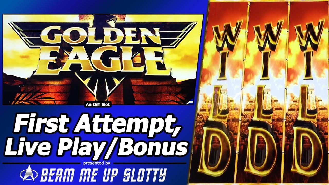 Slot machine golden game