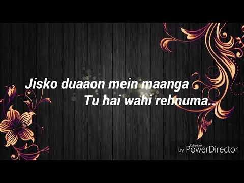 Aye mere humsafar (female) lyrics