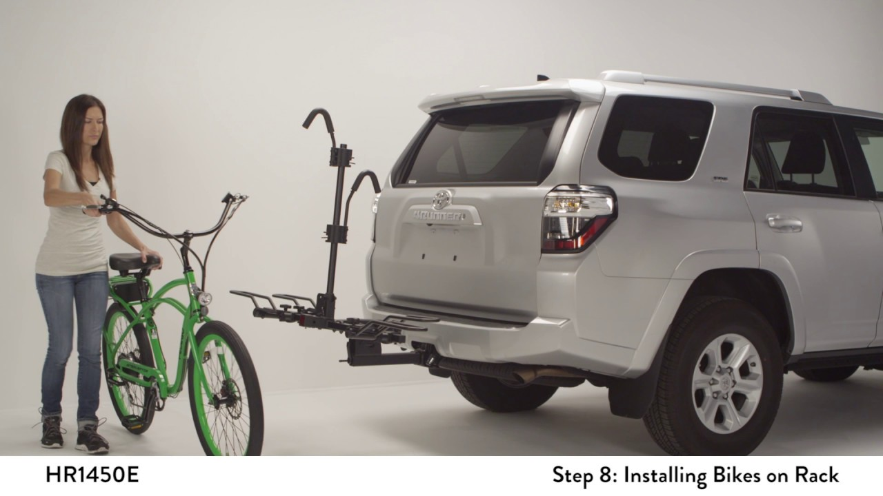 Hollywood Racks Hr1450y E Sport Rider For Bikes 2016 Version