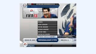 Como colocar músicas Fifa 13 PC