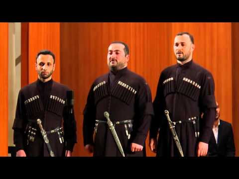 Basiani Ensemble - live performance, Grand Hall Tbilisi State Conservatoire
