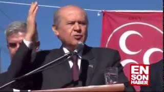 Devlet Bahçeli'nin Necmettin Erbakan Diyememesi :)