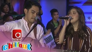 ASAP Chillout: Moira Dela Torre performs with fiancé Jason Marvin