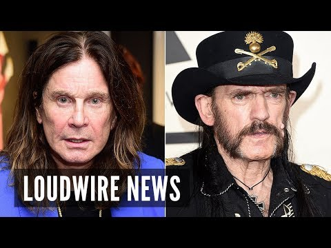 Ozzy Tried Rushing to Lemmy's Side Moments Before His Death