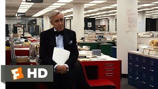 All the President's Men (6/9) Movie CLIP - I Hate Trusting Anybody (1976) HD