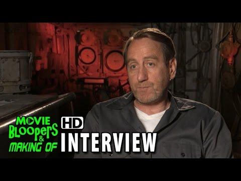 Black Sea (2015) Behind the Scenes Movie Interview - Michael Smiley (Reynolds)