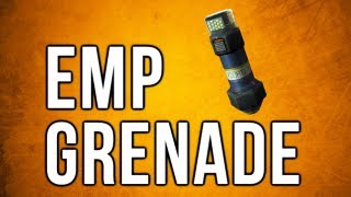 Black Ops 2 In Depth - EMP Grenade