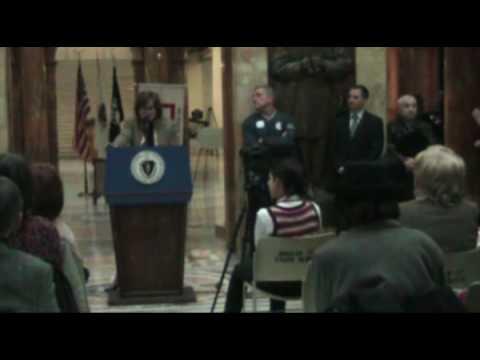 """Lesbian lobbyist: """"How to push Transgender Bill in MA Legislature"""""""
