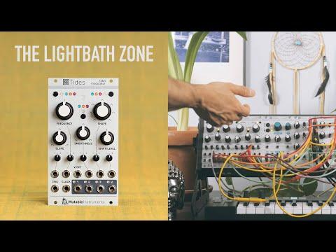 Loom 4 (ft. Tides) | The Lightbath Zone - Modular Synthesizer Patch Walkthrough