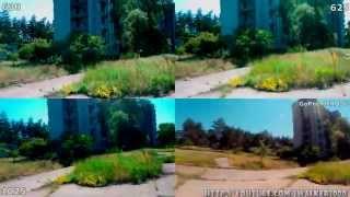 Сравнение камер Nokia Lumia 625, 630, 1020: Путевые Заметки - заброшенный город ЧиАЭС