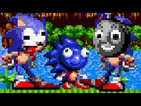 Weird Sonic Hacks