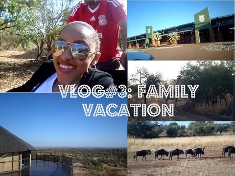 StallionVlog #3: FAMILY VACATION!