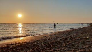 Закат На Море 20.09.2018 #АНАПА #ВИТЯЗЕВО #ДЖЕМЕТЕ