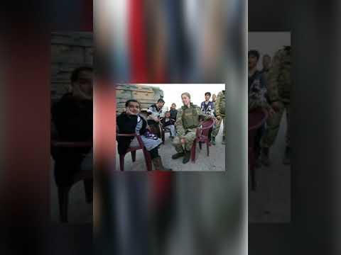 Hakkari'de Türk Kadın Askeri - Turkish Women Soldier