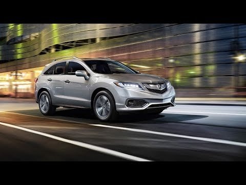 2018 acura rdx technology and acurawatch plus package. Black Bedroom Furniture Sets. Home Design Ideas