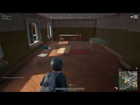 PUBG Guy walks infront of bullet and has an orgasm