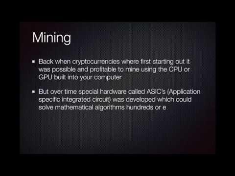 Peercoin Setup Guide - Episode 4 Mining