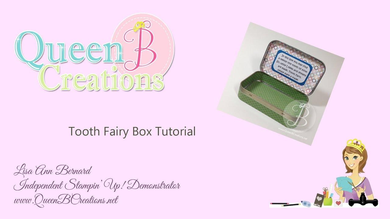 Tooth Fairy Box Youtube
