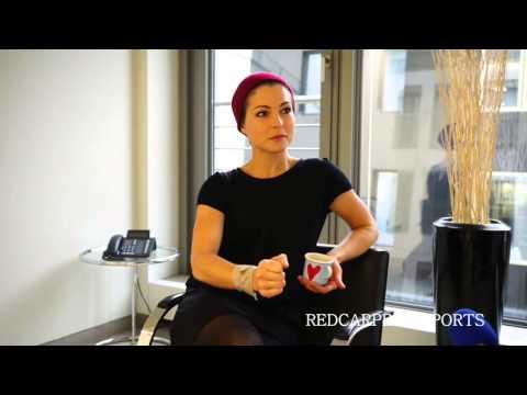 Henriette RichterRoehl im Gespräch