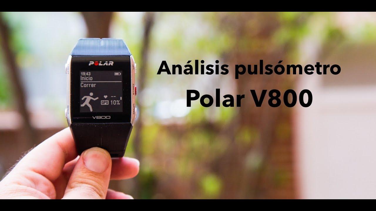 Análisis pulsómetro Polar V800 - Review & Opinion