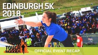 Tough Mudder 2018 Edinburgh 5K Obstacle Course   Tough Mudder