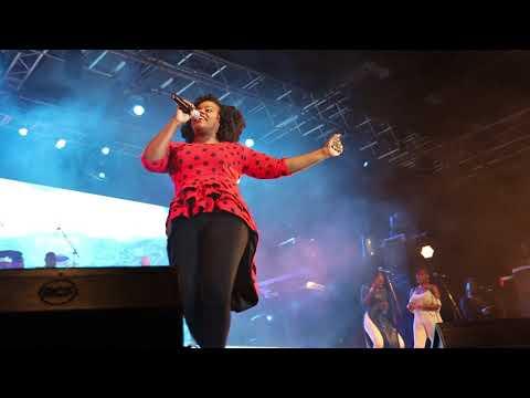Etana - I Am Not Afraid (Live at Caribbean Love Now)