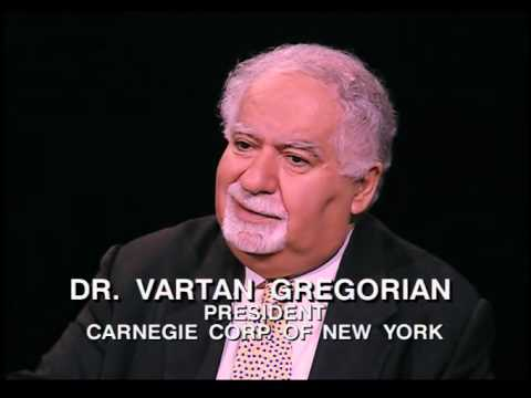 The Open Mind: Dr. Vartan Gregorian - A Man for All Seasons, Part 2 of 2