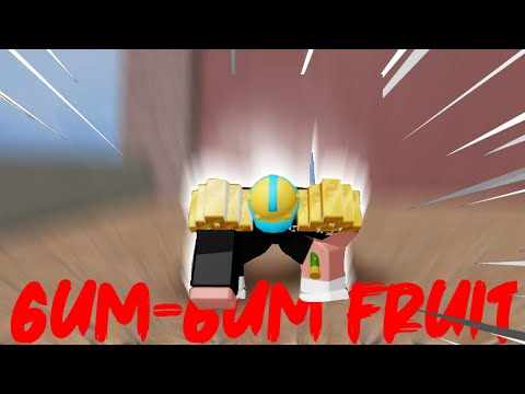 BECOMING THE KING OF THE PIRATES! (GUM-GUM SHOWCASE) Blox Piece