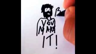 ► yoox.com presents: YOU MAKE IT, the Art challenge launched by Francesco Bonami ❖ Thumbnail