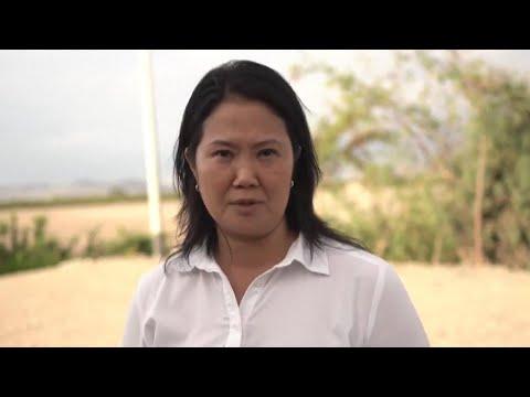 Segunda vuelta presidencial en Perú: Keiko Fujimori se enfrentará a Pedro Castillo