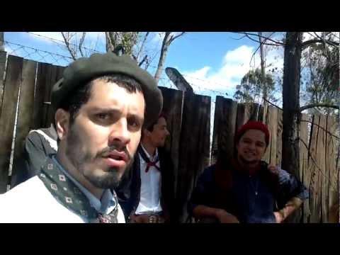 Sonido del Alma Gaucha - Bastidores da gravação do Galpão Nativo da TVE