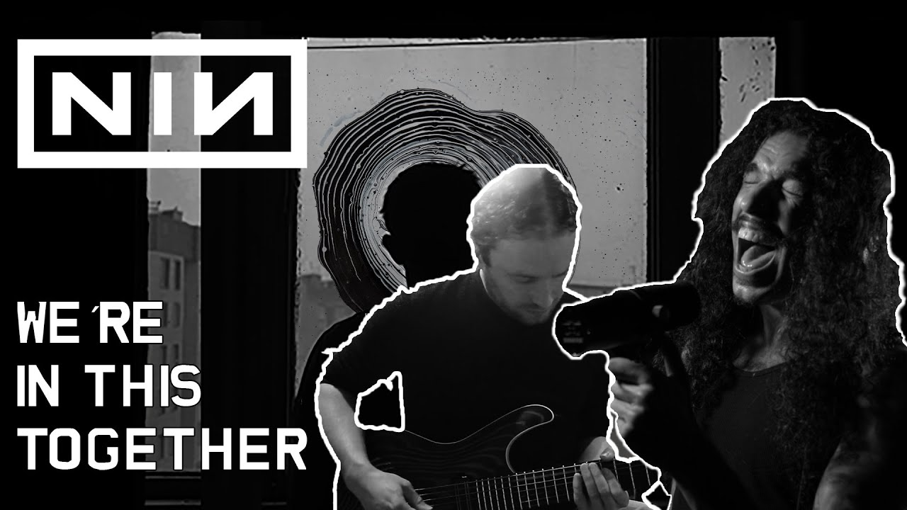 Nine Inch Nails - We're In This Together feat Acle Kahney