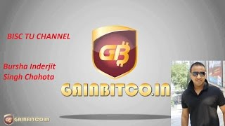 Gainbitcoin How to Register/Login Tutorial 1