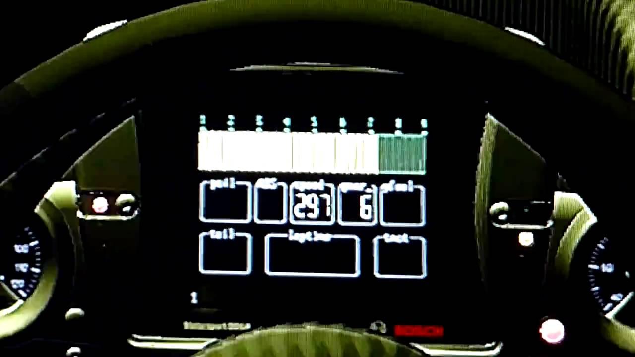 HD] GT5: Pagani Zonda R Top Speed Run - YouTube