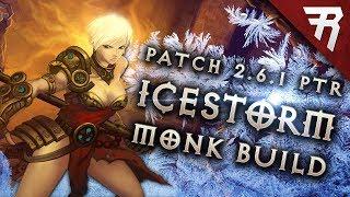 Diablo 3 2.6.5 Monk Build: Icestorm Uliana GR 117+ (Guide, Season 17)
