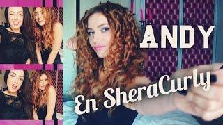 Andy Raconte en SheraCurly (boucles et volume sur cheveux lisses) thumbnail