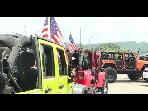 Jeep Meet | Flag Rally In Memory Of The Fallen 5 | Chattanooga TN