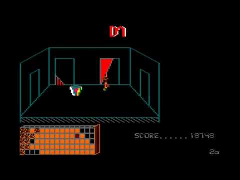 [AMSTRAD CPC] James Bond 007 : A View To A Kill - Review & Longplay (Part 3 of 4)