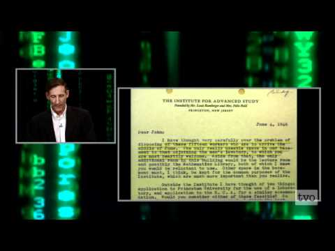 George Dyson on the Origins of the Digital Universe